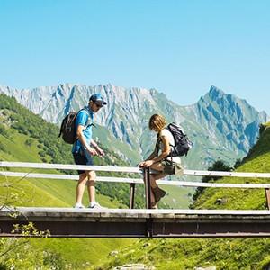Activities and Mountain walks