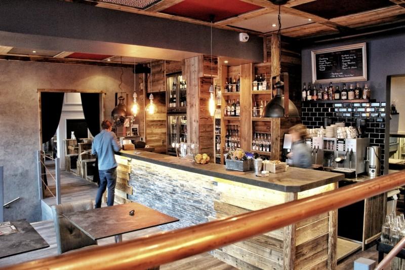 """Restaurant """"Brasserie des Belleville"""""""