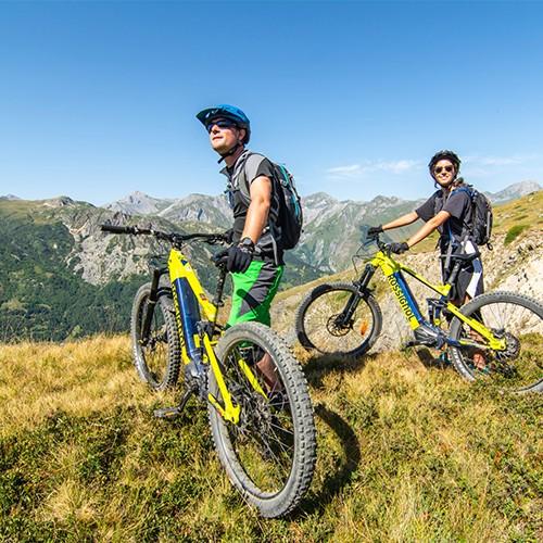 Mountain bike or Electric Mountain Bike rental - NEW!