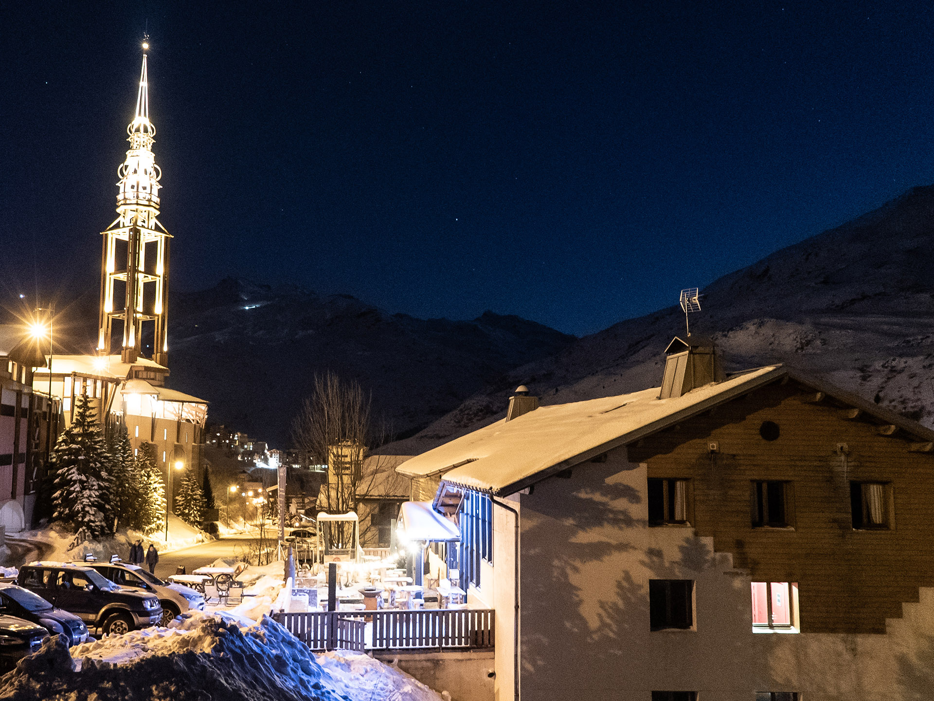 Selection Of Hotels Your Ski Holiday Les Menuires
