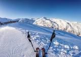 Départ à ski dans les 3 Vallées