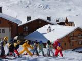 Le Hameau de la Sapinière-5 pièces-cabine-9 personnes-les Menuires-les-3-vallées