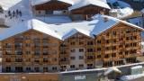 Les Chalets du Soleil CGH-4 pièces-8 personnes Contemporain-les Menuires-les-3-vallées