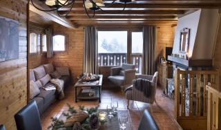 Le Hameau de la Sapinière-5 pièces-sauna-8 personnes-les Menuires-les-3-vallées