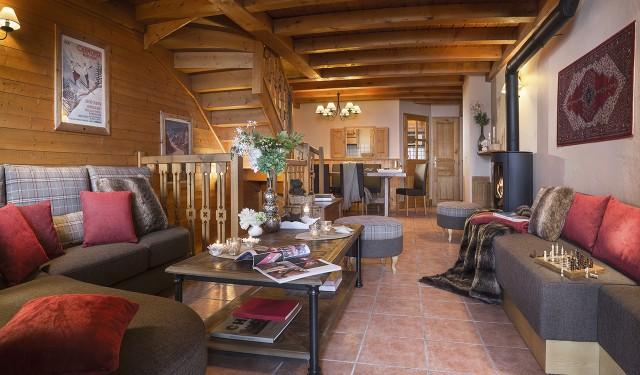 Le Hameau de la Sapinière-6 pièces-10 personnes-les Menuires-les-3-vallées